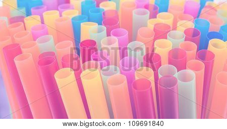 background drink drinking plastic red straw straws.