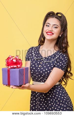 This wonderful present is only for you