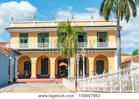 Cuba Tourism: Trinidad a Unesco World Heritage Site