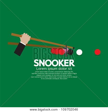 Snooker Competition.