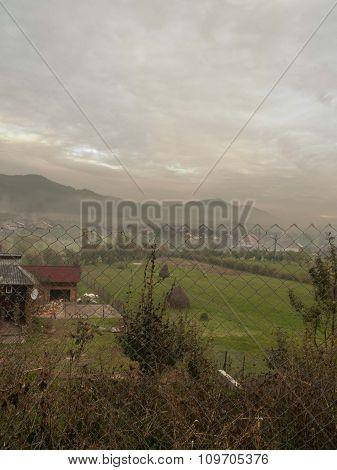 Village Romania