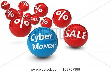 Cyber Monday Sales Xmas Shopping