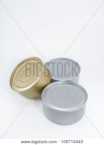 Three Cans Tuna
