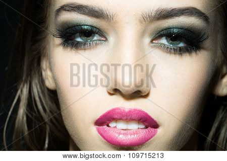 Sexy Woman Portrait
