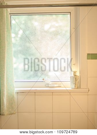 Shower Window