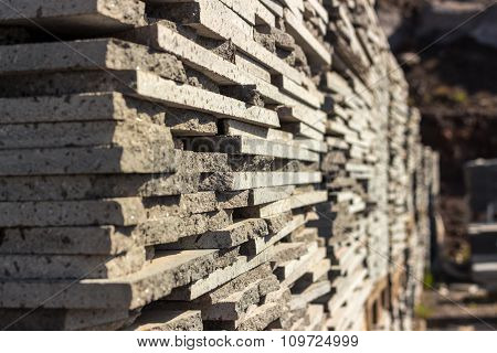 Volcanic Stone Bricks.