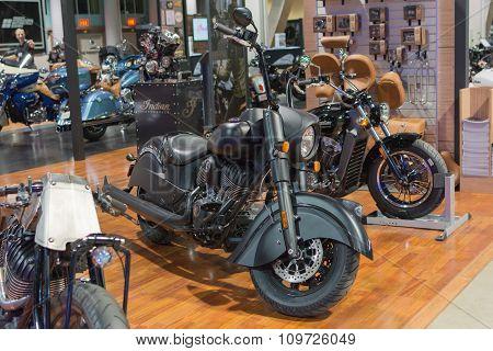 Indian Chief Dark Horse Motorcycl