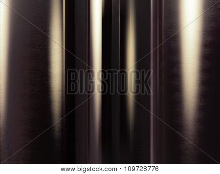 Dark Steel Metal Texture Background