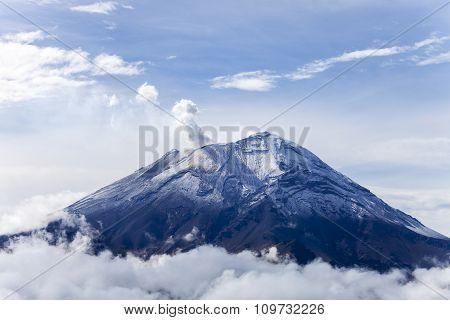 popocatepetl Mexico