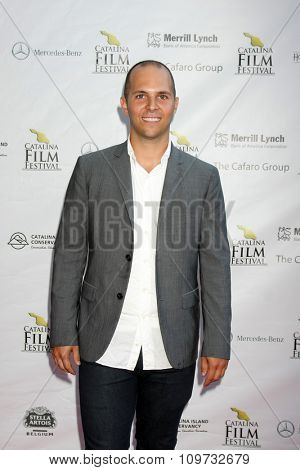 LOS ANGELES - SEP 25:  John Paul Rothie at the Catalina Film Festival Friday Evening Gala at the Avalon Theater on September 25, 2015 in Avalon, CA
