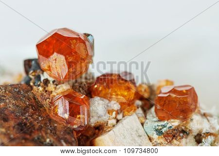 Natural Gemstone Spessartite