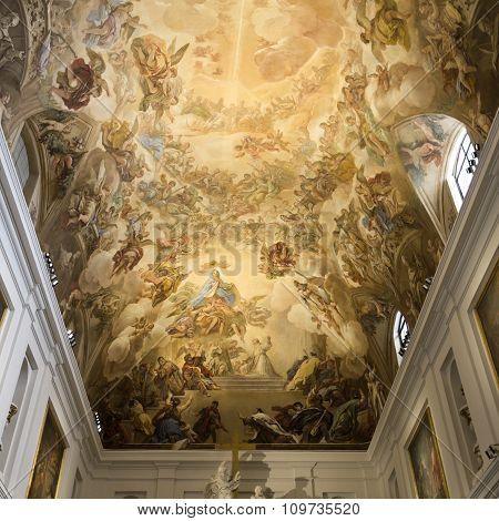 Toledo Cathedral Sacristy