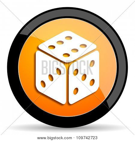game orange icon