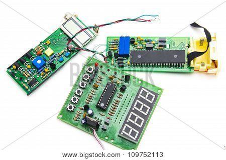 Photo Of Electronic Circuit
