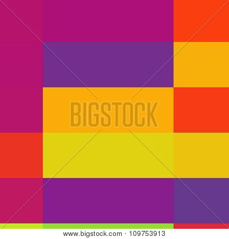 Abstract Decorative Colorful Pattern