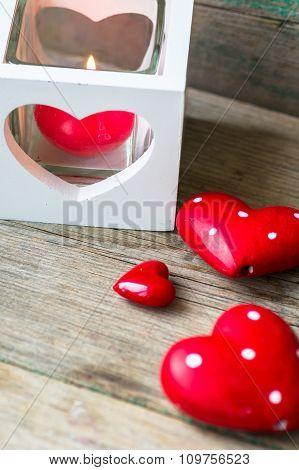 Saint Valentines Day Decorations