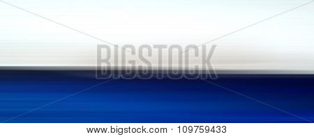 Blur technic White and Blue Background