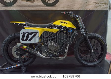Yamaha Dt-07 Flat Track 60Th Anniversary Edition