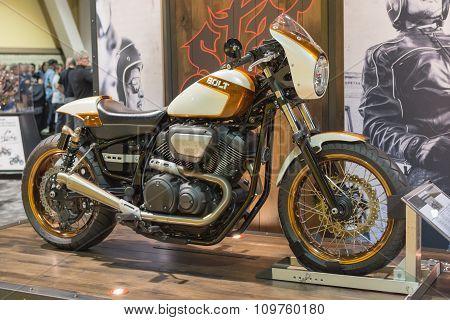 Star Motorcycles Bolt