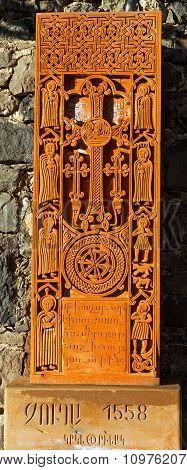 Armenian Cross Stones
