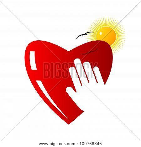 logo Heart .