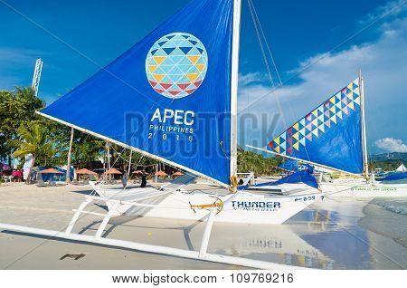 Apec Philippines Sailing Boat