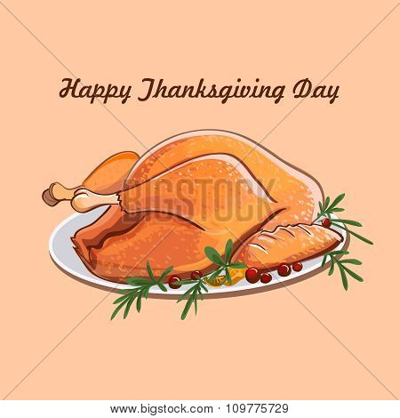 Thanksgiving day sale design