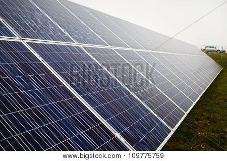 Photovoltaic Solar Farm