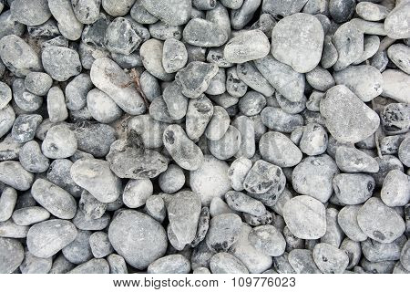 Gray Stone Texture To Use As Background