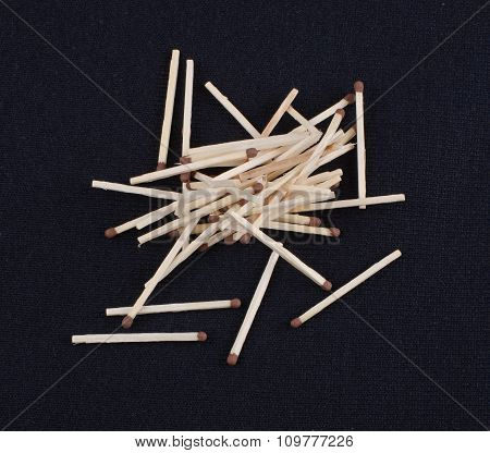 Figures From The Matches