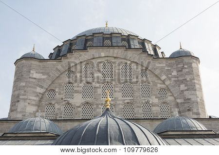 the Mihrimah mosque