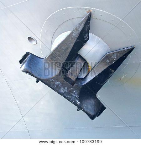 battleship anchor