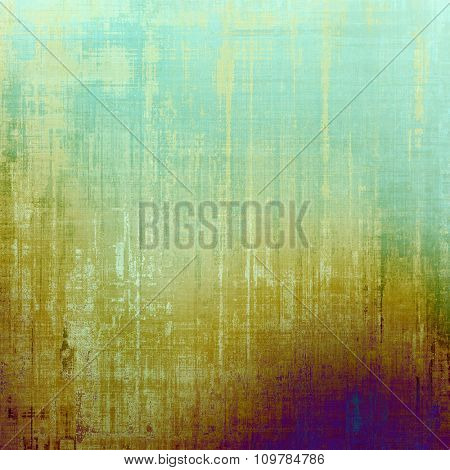 Grunge background or texture for your design. With different color patterns: yellow (beige); blue; purple (violet); green