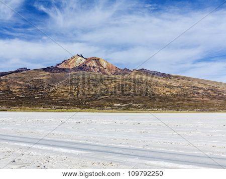 Worlds Biggest Salt Plain Salar De Uyuni, Bolivia