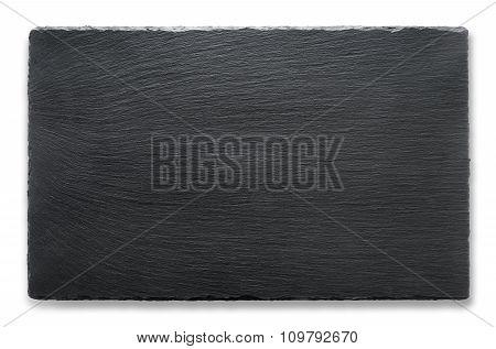 Rectangular slate stand