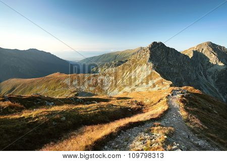 Tatras on the Polish-Slovak border