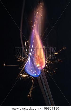 Bright Burning Sparks