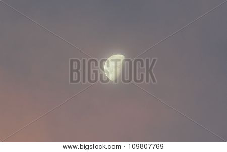 Moon In The Sky, Southern Bohemia