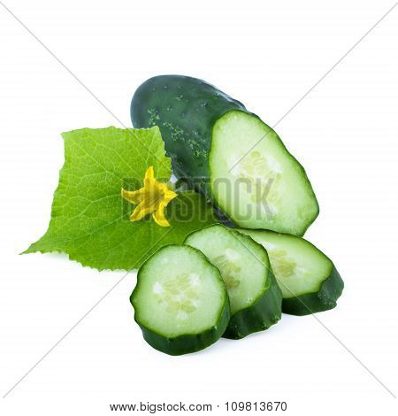 Cucumber Cut and Slices