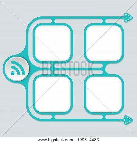 Connected Frames