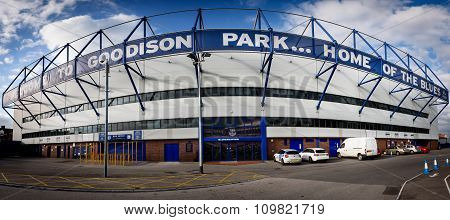 Everton Football Club Stadium