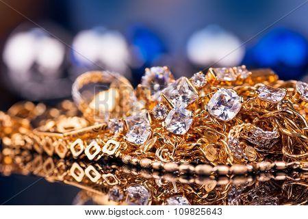 Jewelry and precious stones