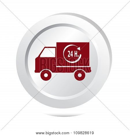 Delivery Button Icon