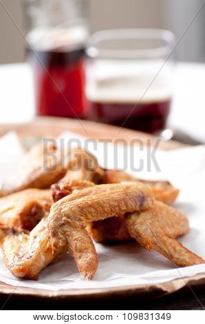 Organic Chicken Wings