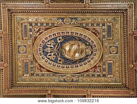San Giovanni Cathredal's Ceiling