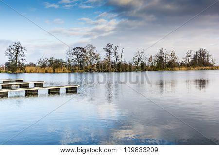 Surrounding The Lake