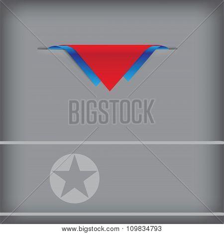 North Korea Banner