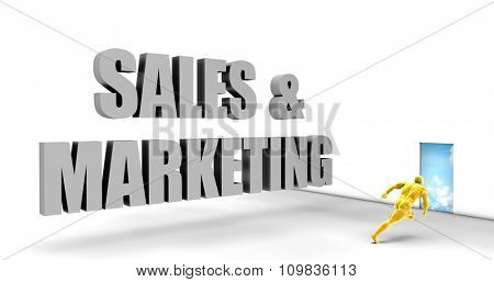 Sales and Marketing as a Fast Track Direct Express Path