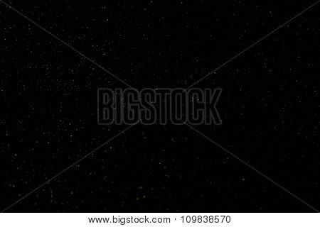 Abstract black glitter techno background. Cosmic shine space concept