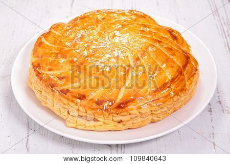 epiphany cake, galette des rois
